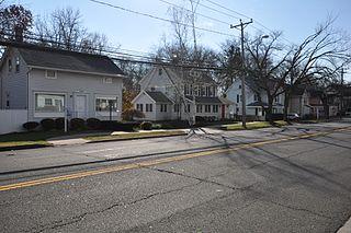Boston Post Road Historic District (Darien, Connecticut)