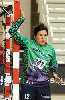 Darly de Paula Brazilian handball player