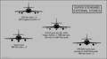 Dassault Super Etendard external stores arrangements.png