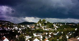 Daun, Germany - Image: Daun sommer