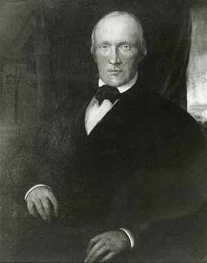 David McConaughy (college president) - Image: David Mc Conaughy 1775