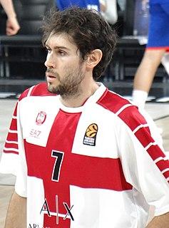 Davide Pascolo Italian basketball player