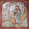 De Heilige Genoveva van Parijs in de zuidelijke transeptarm van de Sint-Genovevakerk van Zepperen - 375908 - onroerenderfgoed.jpg