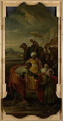 Saint Philip Baptizes the Eunuch