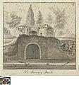 De puinen van de Boeveriepoort te Brugge, circa 1778, Groeningemuseum, 0041292000.jpg