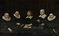 De regenten van het Tuchthuis te Middelburg, 1643 Rijksmuseum SK-A-3459.jpeg