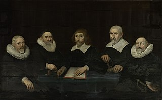 The regents of the Tuchthuis (house of correction) in Middelburg, 1643