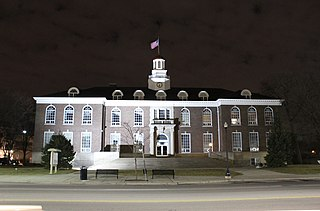 Dearborn City Hall Complex United States historic place