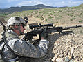Defense.gov News Photo 100507-A-1289M-002 - U.S. Army Spc. Andrew Powell provides security during a presence patrol to the village of Margah at Combat Outpost Margah in Paktika province.jpg