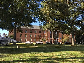 Bellwood, Virginia - The Defense Supply Center, Richmond is located in Bellwood
