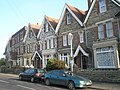 Delightful terrace in Fairfield Road - geograph.org.uk - 635513.jpg