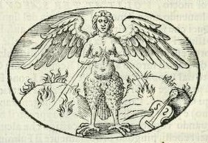 Parthenope (Siren) - Illustration of Parthenope from the Delle imprese trattato by Giulio Cesare Capaccio