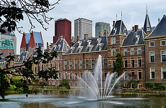States General of the Netherlands - Image: Den Haag Binnenhof & Skyline 2