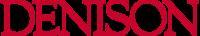 Denison University wordmark.png