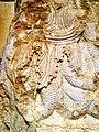 Detail of Carving temple of Bel Palmyra (4112890620).jpg