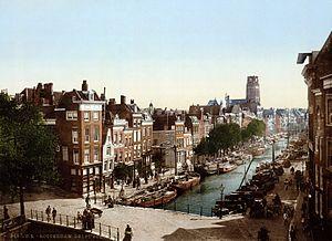 Rotterdam - The Delftsevaart, c. 1890–1905