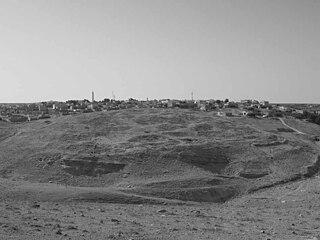 City in Madaba Governorate, Jordan