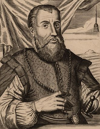 Cuba - Diego Velázquez de Cuéllar, conquistador of Cuba
