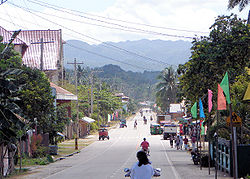 National Road in Dimiao