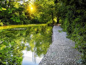 Dimitrovgrad, Bulgaria - Penio Penev Park.