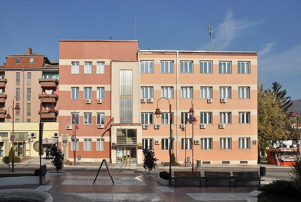 Dimitrovgrad Town Hall - Serbia