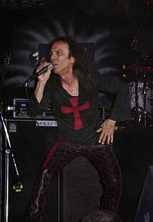 Ронні Джеймс ДіоRonnie James Dio