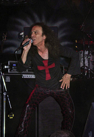 Black Sabbath - Ronnie James Dio