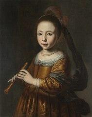Portrait of Elizabeth Spiegel