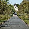 Dissenters' Chapel road City of London Cemetery 1.jpg