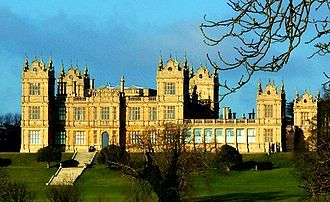 Wayne Manor - Mentmore Towers was used for exterior shots in Batman Begins.