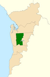 Division of Adelaide Australian federal electoral division