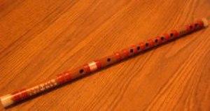 Dizi (instrument) - Image: Dizi(F)