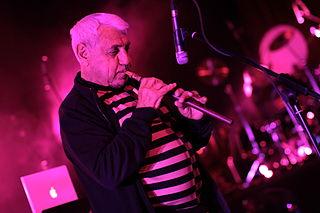 Djivan Gasparyan Armenian musician