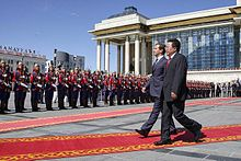 Dmitry Medvedev in Mongolia August 2009-7.jpg
