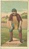Doc Bushong, catcher for the St. Louis Browns, baseball card portrait LCCN2007680794.tif