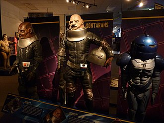 Cloning - Sontarans in Doctor Who are a cloned warrior race