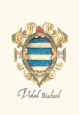 Vitale II Michiel - Coat of arms of Vitale II Michiel