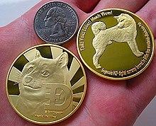 220px Dogecoin vs U.S. Quarter