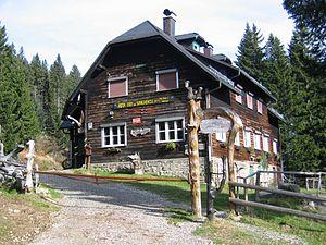 Smrekovec Lodge - Image: Dom na Smrekovcu