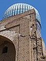 Dome of Bibi-Khanym Mosque - Samarkand - Uzbekistan - 02 (7488307154).jpg