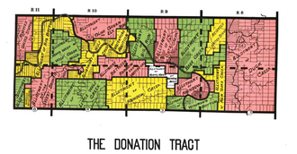 Donation Tract - The Donation Tract lies in southern Ohio