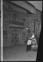Donna Juanita, Vasateatern 1903. Föreställningsbild
