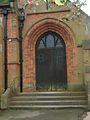 Door of Emmanuel Church, West Hampstead.jpg