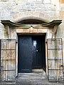 Doorway, Ruchill Mackintosh Church Hall, Glasgow.jpg