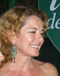 Monica Guerritore Italian actress