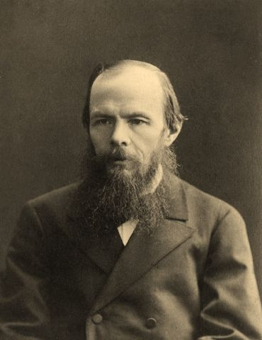 Ф.М.Достоевский, 1879 год.