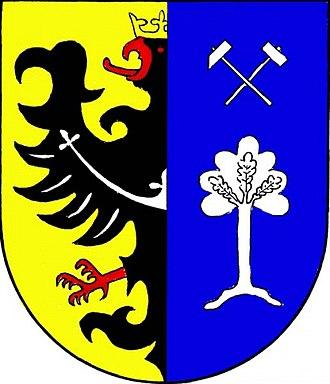 Doubrava (Karviná District) - Image: Doubrava (okres Karviná) znak