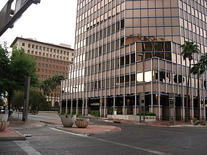 One South Church - Image: Downtown Tucson, Arizona