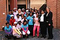 Dr. Jill Biden and Liz Berry Gips With South African Students (4693315741).jpg