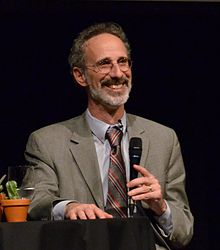Dr. Peter Gleick, Boston Museum of Science, April 2014.jpg